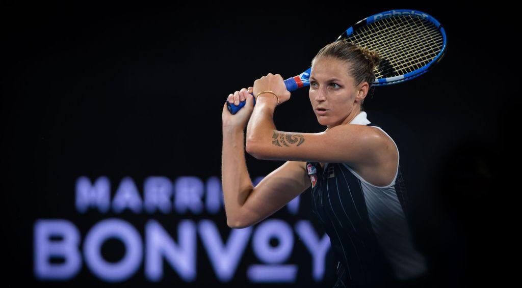 Karolina Pliskova Birsband 2020 Champion