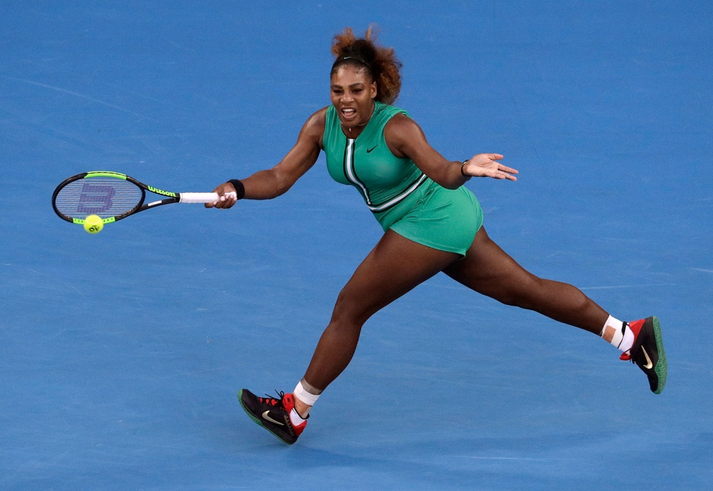 Serena Williams Melbourne 2019 2020 Auckland Champion