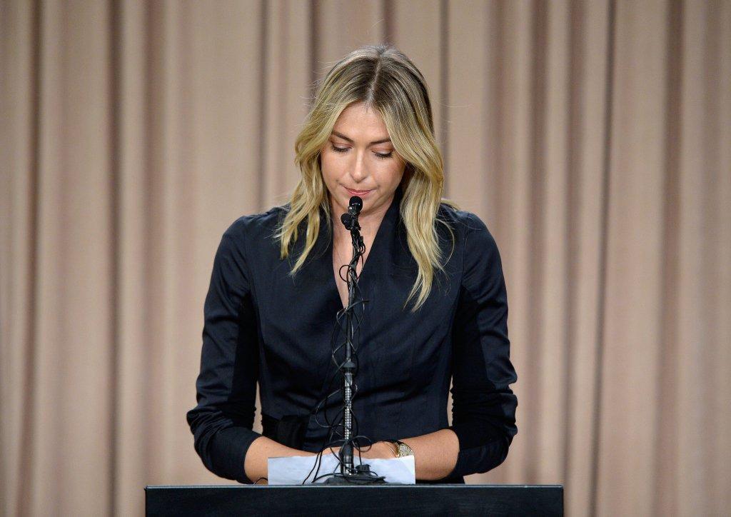 Sharapova WADA violation