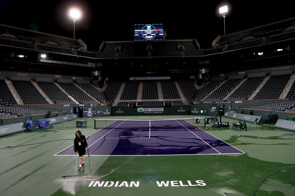 Indian Wells Cancelled COVID-19 2020